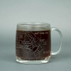 Image for College Map Coffee Mug