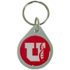 Image for U of U Health Acrylic Round Keychain