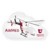 Image for University of Utah Health AirMed Decal