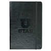 Image for Utah Utes Block U Black Journal