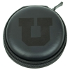 Image for Utah Utes Block U Earbuds Case with Headphones