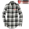 Image for University of Utah Health Women's Flannel Button Up Shirt