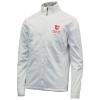 Image for Utah Utes Block U Helix White Health Full-zip Jacket