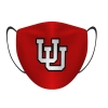 Cover Image for Utah Utes Athletic Logo Reusable Mask