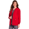 Image for Women's Warm-Up Scrub Top Jacket