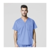 Image for Unisex V-Neck Scrub Top