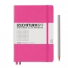 Image for Leuchtturm Squared Notebook (A5) - Hardcover