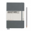 Image for Leuchtturm Plain Notebook (A5) - Hardcover