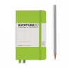 Image for Leuchtturm Plain Notebook (A6) - Hardcover