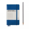 Image for Leuchtturm Ruled Notebook (A6) - Hardcover