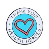 Image for Thank You Health Heros Pin