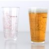 Image for University of Utah College Map Pint Set