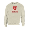 Image for University of Utah Health Classic Crew Sweatshirt