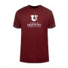 Image for U of U School of Dentistry Heather Tee